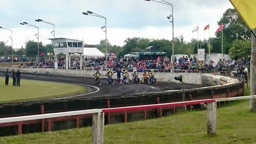 Speedwayrennen