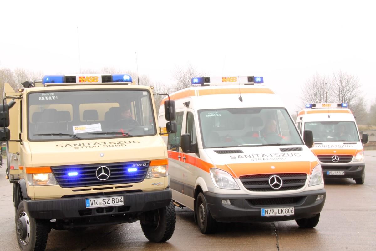 Katschutz Fahrzeuge
