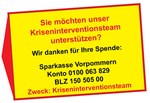 Spendenkonto